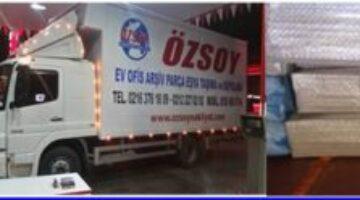 Ozsoy Nakliyat Logo